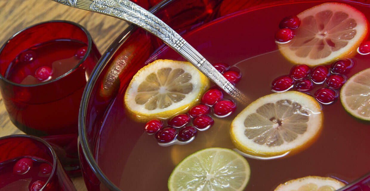 Beware the Punch Bowl: Drinking Related Problems Around the Holidays
