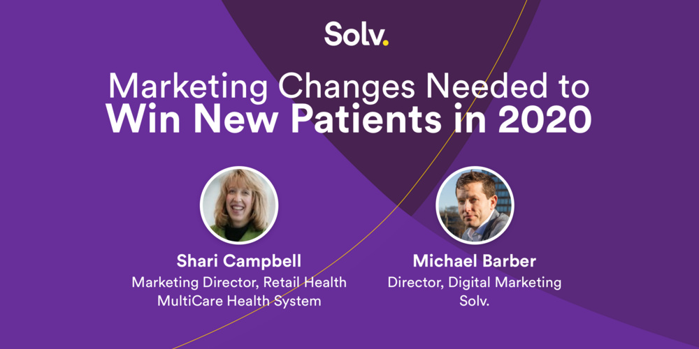 Marketing Changes Needed to Win New Patients in 2020