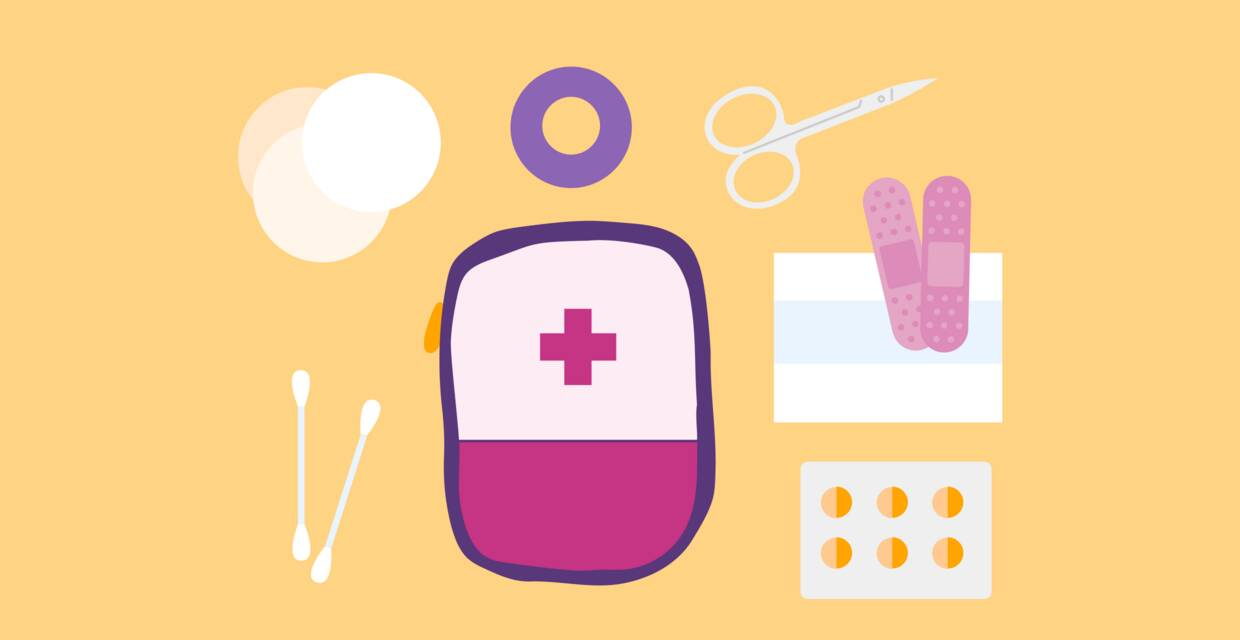 First Aid Kit List: What You Should Have at Home Right Now