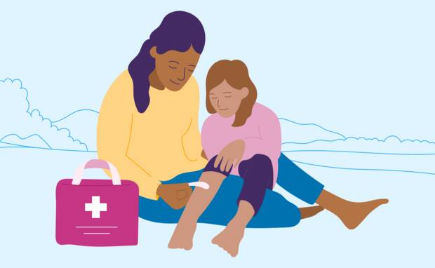 8 Basic First Aid Skills Every Parent Should Know