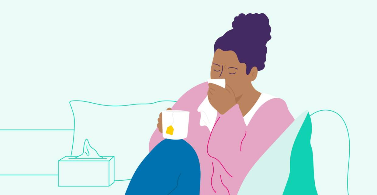 9 Surprising Things You're Doing to Help Yourself Get the Flu